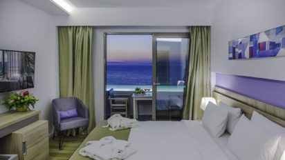 TWIN ROOM - SEA VIEW