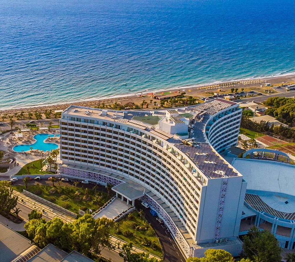 Dolce Akti Imperial hotel & convention center - Aerial view
