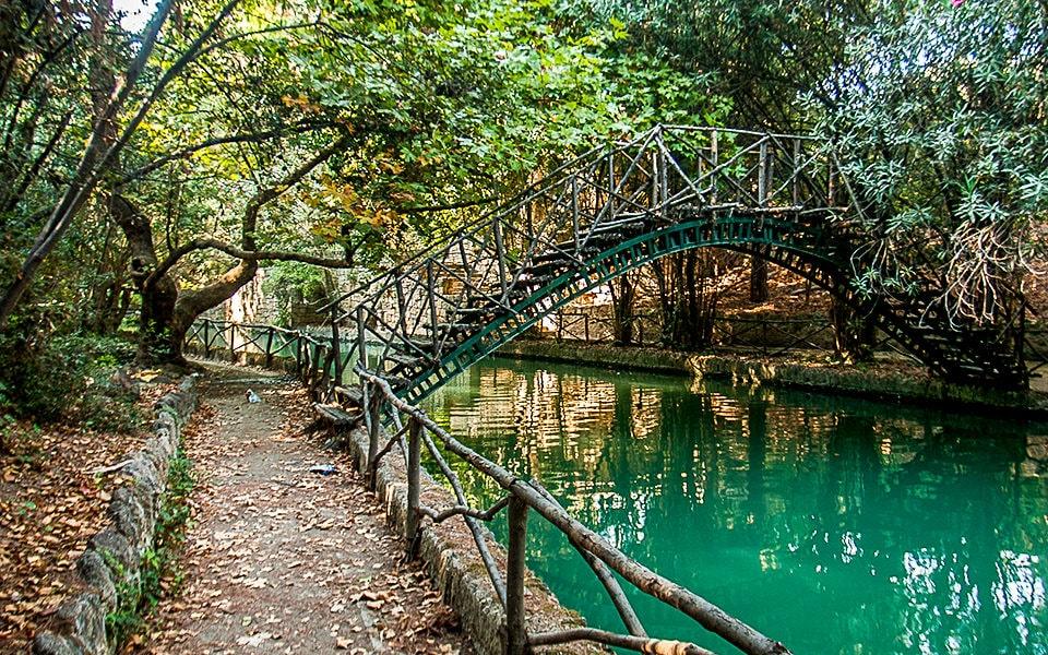 Rodini Park Rhodes